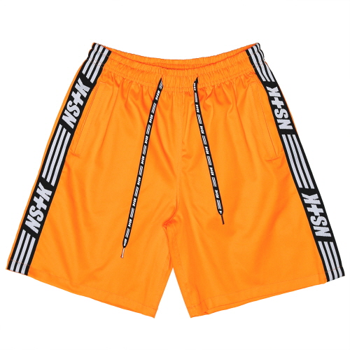 [NSTK] NSTK LINE SHORTPANTS (ORANGE)